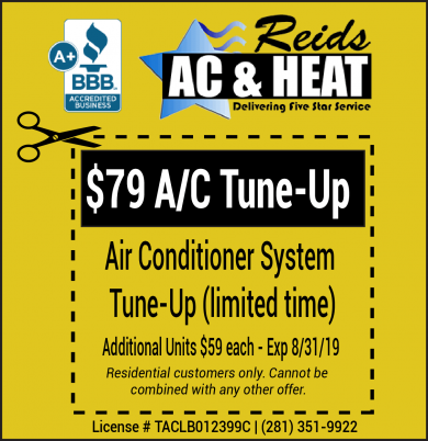 AC Tune Up Spring Special