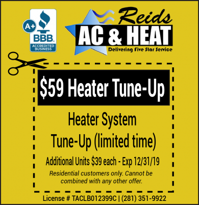Heat Tune Up Special