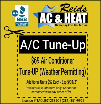 Spring AC Tune UP